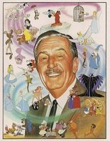 "Walter Elias ""Walt"" Disney -"" I only hope that we don't lose sight of one thing - that it was all started by a mouse."""