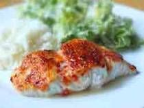 Spicy Asian-Glazed LingCod just made for sinner super yummy