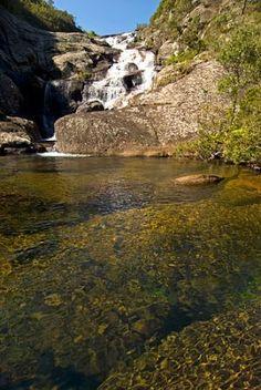 Cachoeira do Aurélio Parque Nacional do Caparaó Espirito Santo-Brasil