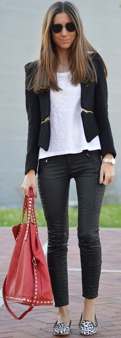 overall outfit casual Fashion Mode, Work Fashion, Fashion Looks, Fashion Outfits, Womens Fashion, Fashion Trends, Fashion Inspiration, Looks Chic, Looks Style