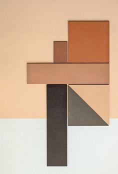 Tierras by Ceramiche Mutina: warm tactile material