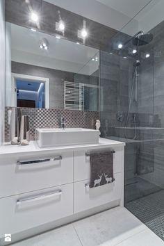 Łazienka styl Minimalistyczny - zdjęcie od KRAMKOWSKA | PRACOWNIA WNĘTRZ - Łazienka - Styl Minimalistyczny - KRAMKOWSKA | PRACOWNIA WNĘTRZ