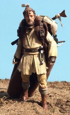 Mythos Obi-Wan (Star Wars) Custom Action Figure