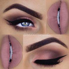 beautiful ♥️♥️ #eyeshadow #eyebrows #beauty #makeup #luxurymakeup0