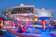 Fun for the whole family on Allure of the Seas.