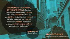 James Scott, Senior fellow, Institute for Critical Infrastructure Technology   #America #NationalSecurity #Defense #Russia #China #NorthKorea #Korea #CyberEspionage #EspionageCulture #psychologicalwar #psyops #informationwarfare #CCIOS #ICIT #JamesScott #cyberwarfare #CCIOS #ICIT #JamesScott #Cyberculture #motivation #cybersecurity #infosec #security #wisdom