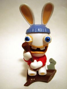 Around the World Raving Rabbid from Canada :D