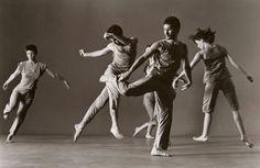 July 7-25th Trisha Brown Dance Company Summer Intensive