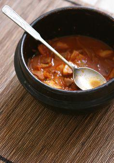 Pork Belly Kimchi (Kim Chi Jjigae)