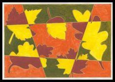 Listy – podzimní barvy Ecole Art, Leaf Art, Art Club, 4 Kids, Art Plastique, Tree Art, Art School, Paper Dolls, Diy And Crafts