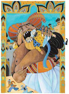 TALES FROM THE ARABIAN NIGHTS. Text copyright © 2016 Donna Jo Napoli. Illustrations © 2016 Christina Balit.