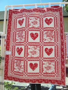 Quilting Along The Gorge
