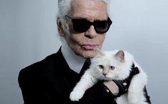 Inspiration, alle Accessoires und eine Schmink-Anleitung, damit du dein Karl Lagerfeld Kostüm selber machen kannst.