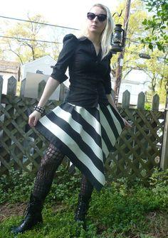 big stripes!