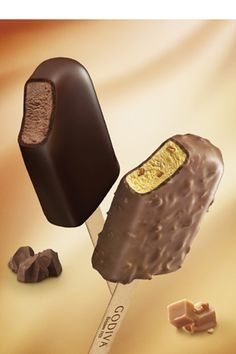 ゴディバ大人のチョコレートアイスバーが発売