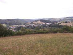 Oberstadtfeld, Vulkaneifel, Rheinland-Pfalz, Deutschland