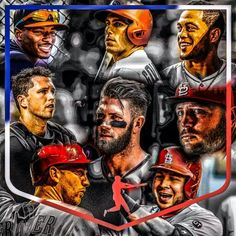 2015 National League All-Star Position Players
