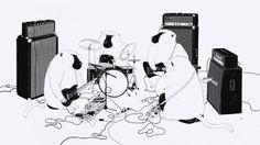• Direction, design & animation: Kristof Luyckx • Music: Olivier Copejans (Black Spires)  http://www.kristofluyckx.be http://blackspires.bandcamp.com/