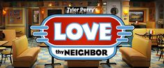 LOVE THY NEIGHBOR, this is one of the silliest shows I've seen in ages, and I LOVE IT!!!