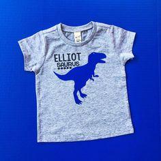 Boy's Dinosaur Shirt Dinosaur Tee T-Rex Shirt Rex Toddler Fashion, Toddler Outfits, Baby Boy Outfits, Kids Outfits, Kids Fashion, Baby Shirts, Boys T Shirts, T Shirts For Women, Tee Shirts