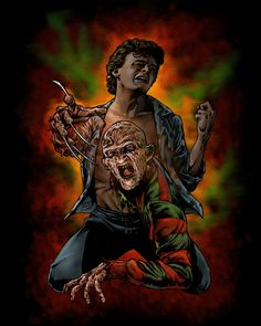 Freddy's Revenge - May Midnight Madness [01326] - $18.00 : Horror T-Shirts : FRIGHT-RAGS, Horror Shirts