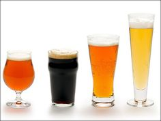 Much like spirits or wine, studies have proven that glassware heavily impacts the flavor of beer. Factors like head retention, or how long a beer's foamy top layer lasts, is critically important to certain styles of beer. Think of a beer's head as a type of casting net for the drinks volatiles, or aromas that stem from hop oils, yeast fermentation, fruity esters, and spices. Because of this, specific glassware is needed for different types of beers to truly capture all the associated…