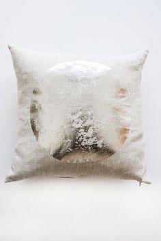 lucky fish moon pillow | $138