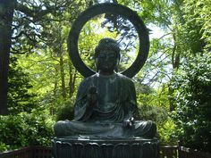 The Buddha's Face - www.thebuddhasface.co.uk: The Use of Buddhas in Gardens and Garden Design