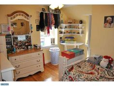 Idea for make use of space in nzp's room  Find this home on Realtor.com