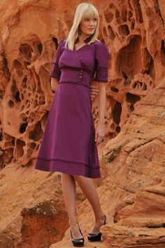Diviine ModesTee - fashion to a higher standard. They have some modest dresses