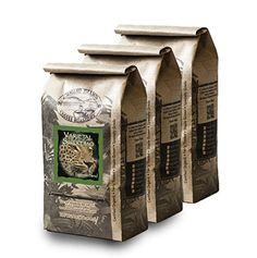 Camano Island Coffee Roasters Organic Varietal Supremo Espresso Blend Whole Bean 3 Lb * Click image for more details.