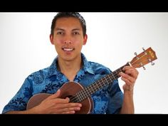 How To Play Somewhere Over The Rainbow What A Wonderful World by IZ on Ukulele Tutorial.mp4 - YouTube