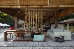 Driftwood hanging decor - Design inspiration from Bali