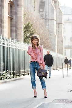 brighton keller styling spring 2017 trends in the streets of Paris