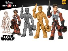 Disney has also released the Force Awakens batch of the popular Concept Art figure posters! Description from infinityinquirer.com. I searched for this on bing.com/images