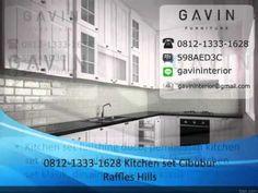 0812-1333-1628 (Tsel) Kitchen Set Duco di Bintaro - YouTube