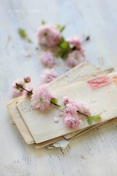 Ecrire et entretenir une belle correspondance, pour la magie des mots et le beauté du coeur.
