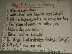 Branson Reader's Workshop / Anchor Charts Photos