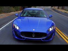 2013 Maserati Granturismo Sport: The Seduction Of Italian Luxury - Ignition Epi