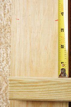Deck Stair Gate Floor Assy 2 - measure