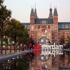 Amsterdã - Museu Rijksmuseum