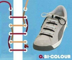 91dccf4c1ad3 15 Cool Ways To Tie Your Cyclone Health Shoelaces  Hidden Knot