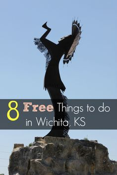 Looking for free things to do in Wichita, KS? Check out this list of 8 family friendly things to do.