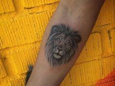 Le tatouage lion - quel est sa signification et quelles sont vos options?