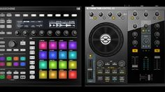 Maschine and Traktor.