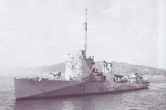 HMS Stanley (I73) - 40th Escort Group