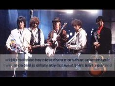 Traveling Wilburys - Congratulations - Lyrics - YouTube