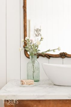 Bathroom Refresh + M