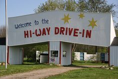 Carsonville, MI - this drive in holds so many memories! It is still working to this day!! <3 sanilac county!!