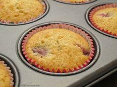 Cupcakes de cerezas - MisThermorecetas